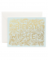 """Best Wishes"" Onnittelukortti"
