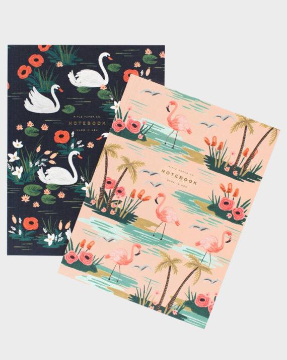 Rifle Paper co Birds of a Feather Notebook Set Muistikirja setti