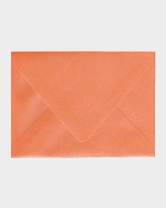 Koralli matta kirjekuori / Coral matt envelope