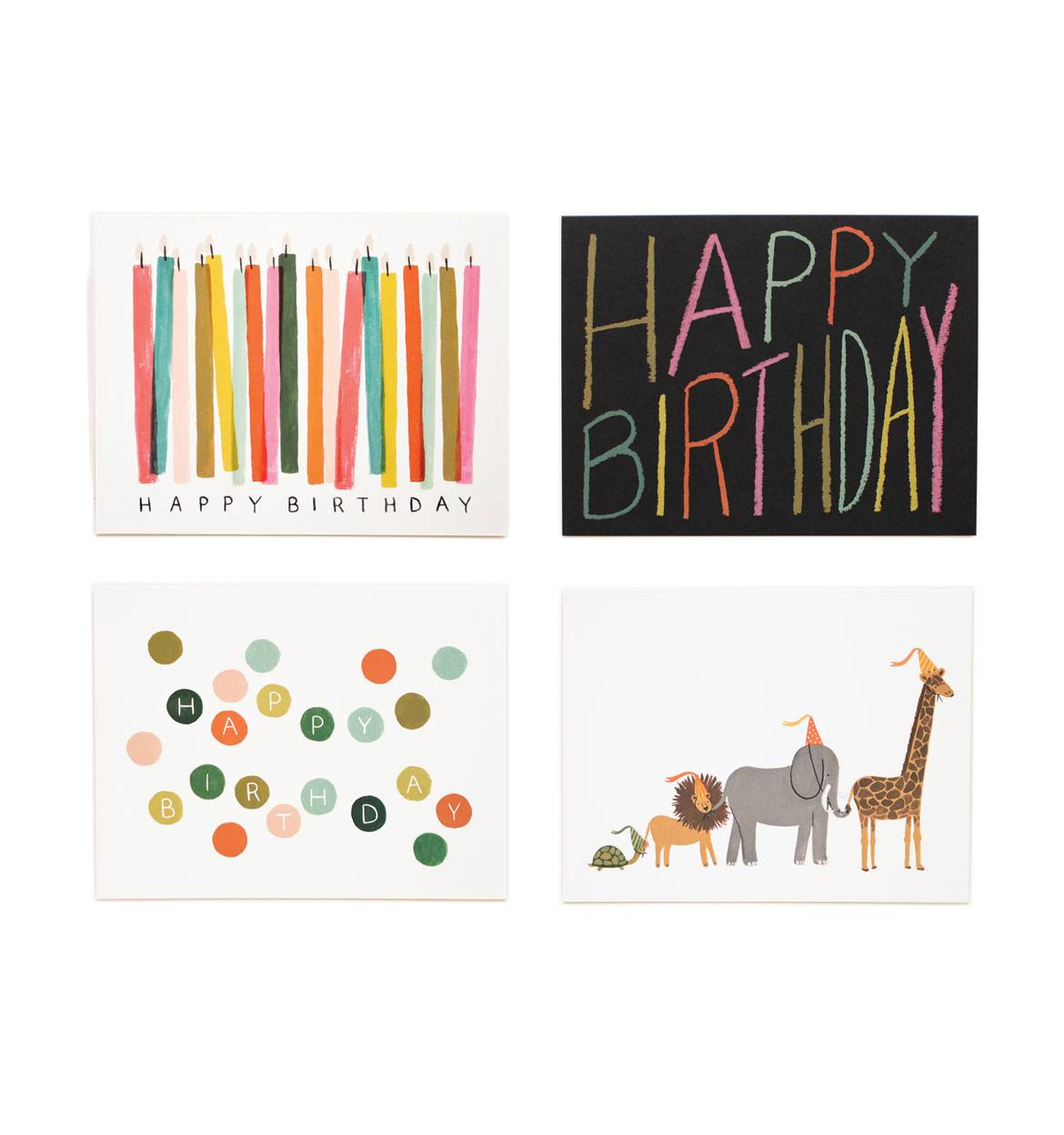 Rifle Paper Birthday Card Set Papershop
