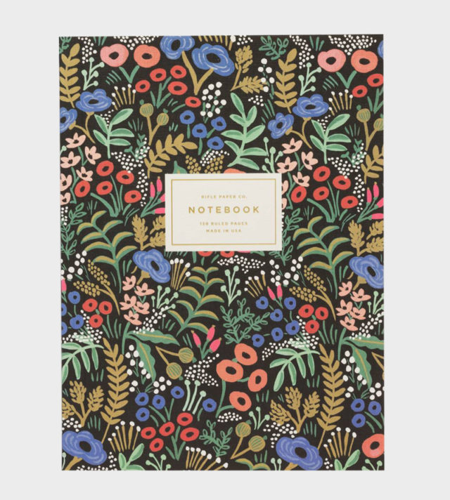Rifle Paper co Tapestry Memoir Notebook Muistikirja