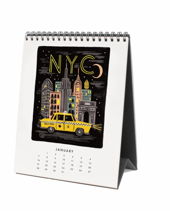 Pöytäkalenteri 2018