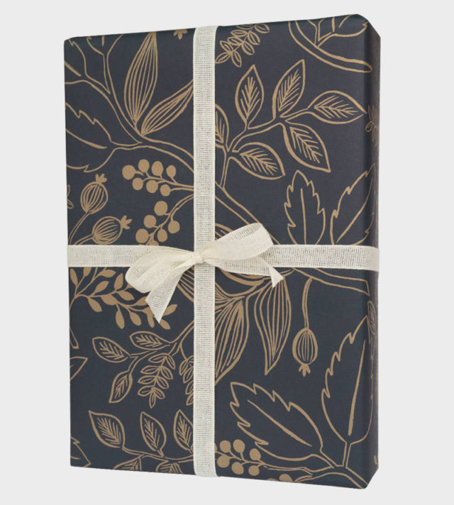 Rifle Paper co Queen Anne Wrapping paper sheets Lahjapaperi