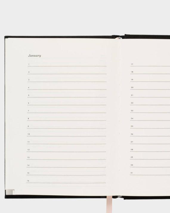 Rifle Paper co Navy Address Book Osoitekirja