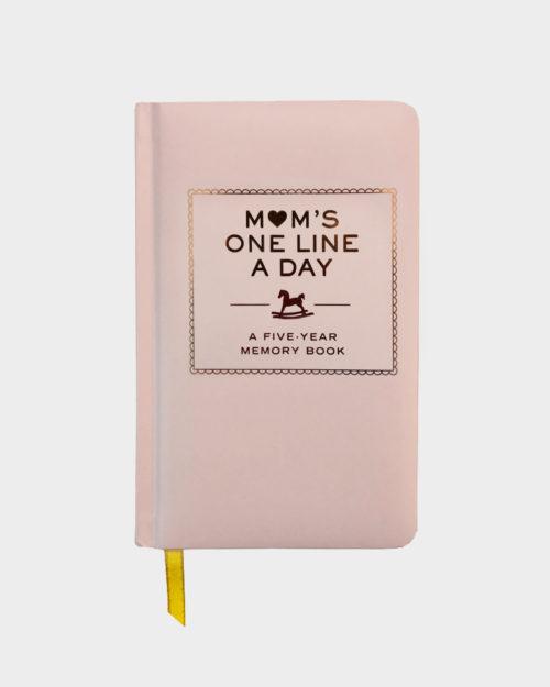 Mom's One line a day 5 year diary / 5 vuoden päiväkirja