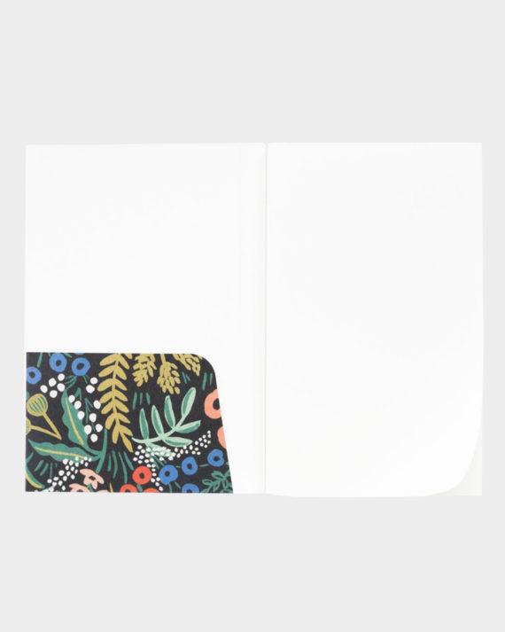 Rifle Paper co Tapestry pocket notepad muistilehtiö