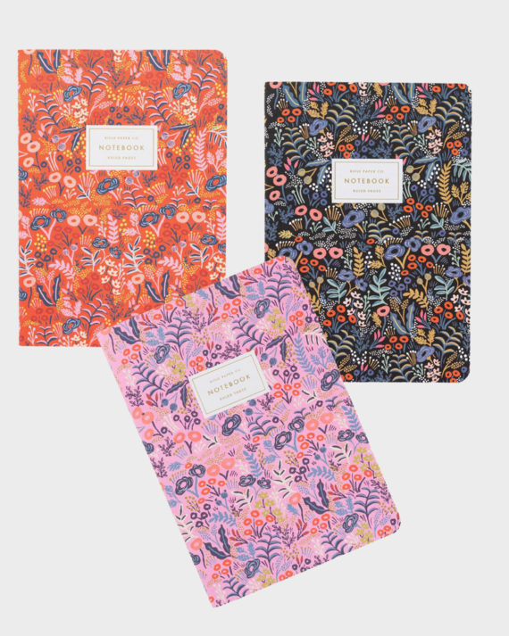 Rifle Paper co Tapestry Notebook Set Muistikirja setti