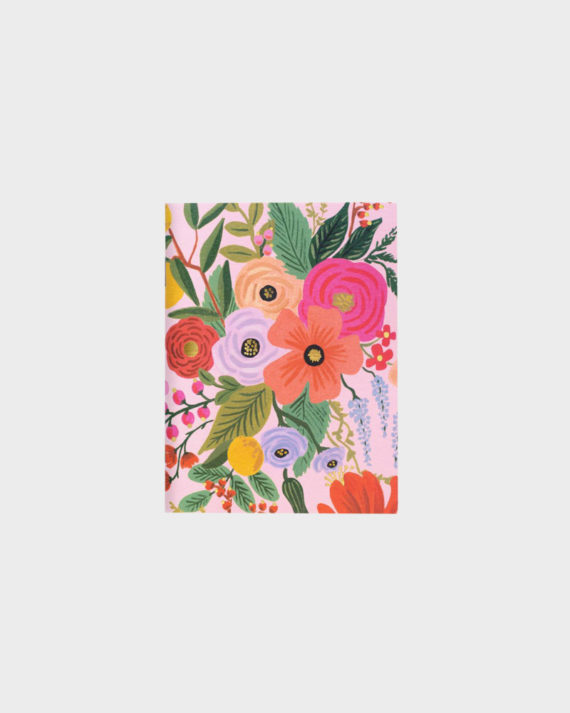 Rifle Paper co Garden party Pocket Notebook set Pikkuvihkosetti
