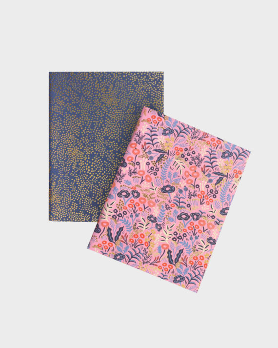 Rifle Paper co Tapestry Pocket Notebook set