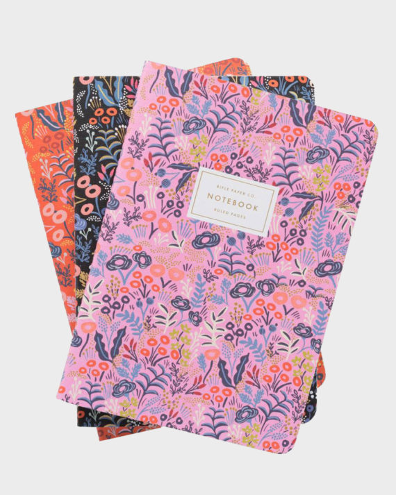 Rifle Paper co Tapestry Notebook Set Muistivihko setti