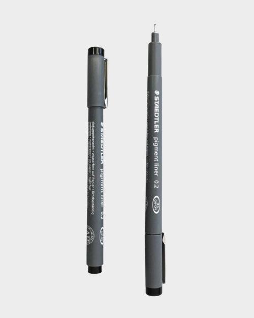 Staedtler pen 0.2 kynä