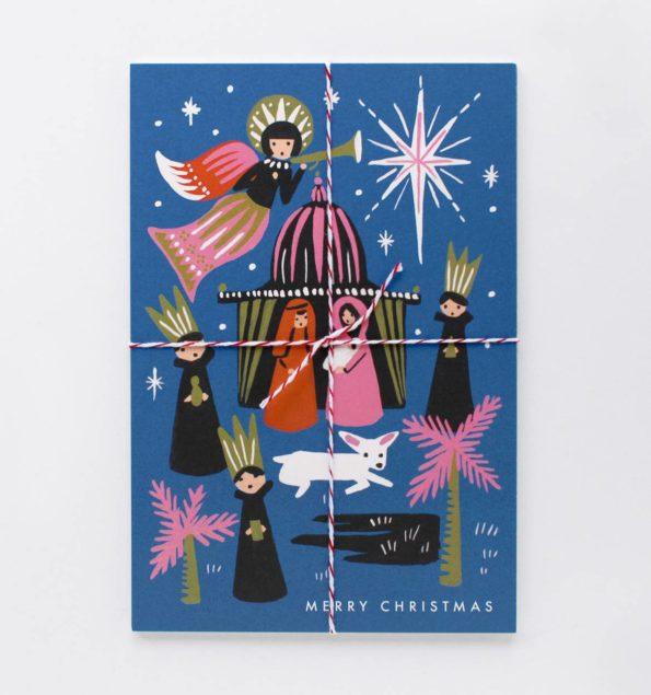 Nativity Joulupostikortit