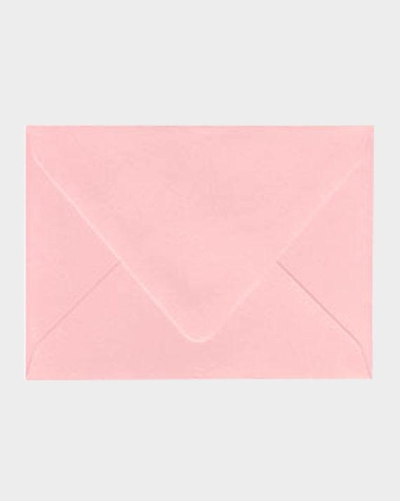 Vaaleanpunainen matta kirjekuori / Light pink matt envelope