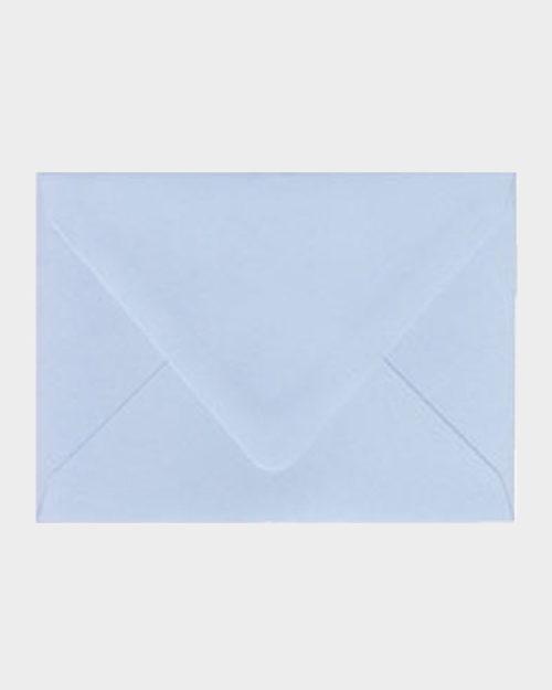 Vaaleansininen matta kirjekuori / Light blue matt envelope