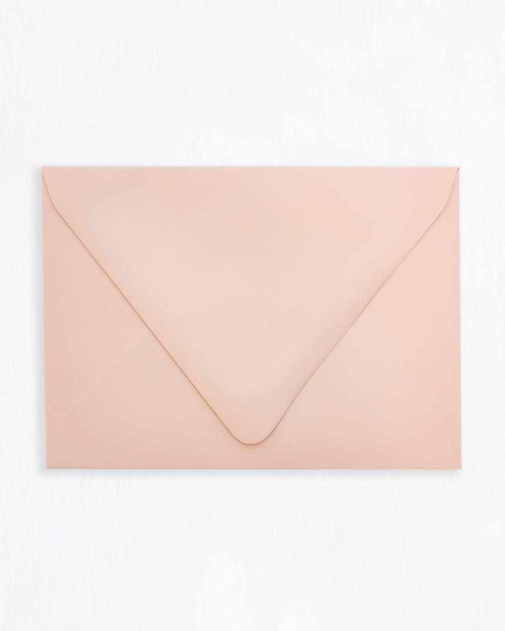 Kirjekuori roosa