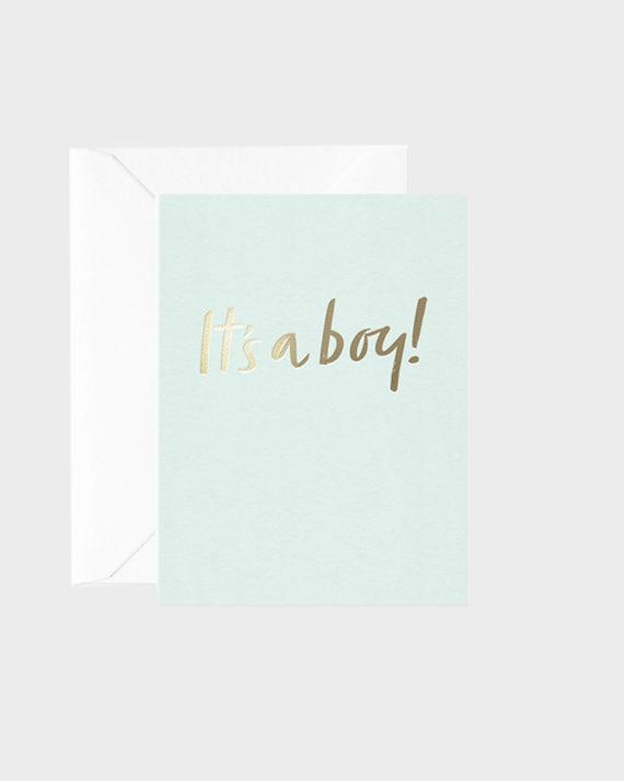 Card Nest It's a boy! Greeting card Onnittelukortti