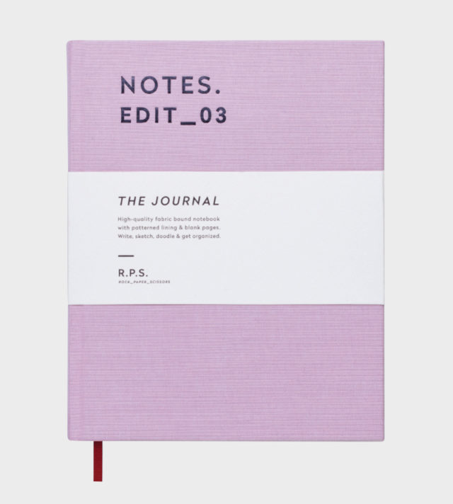 Papershop Helsinki Muistikirja Notebook Darling Clementine