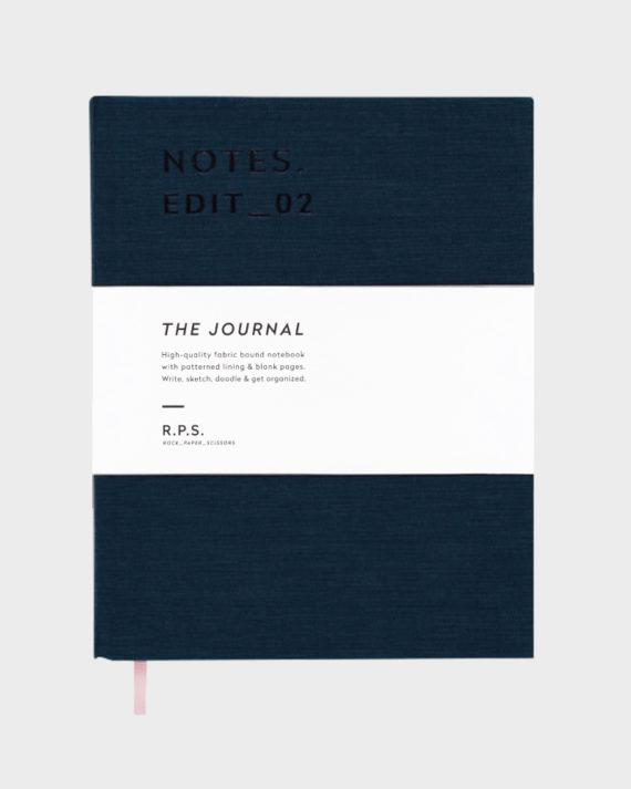 RPSNotebook Edit O2 petrol blue Muistikirja tummansininen