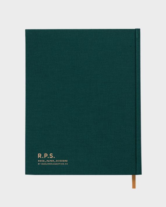 RPSNotebook Edit O5 forest green Muistikirja metsänvihreä