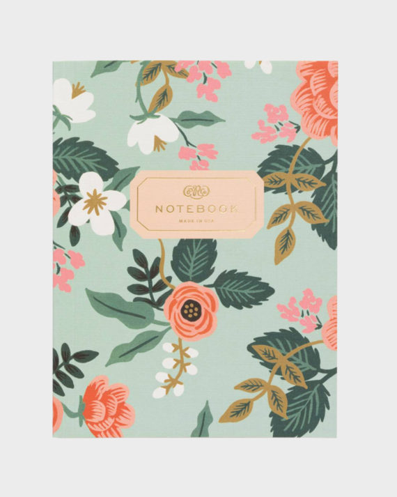 Rifle Paper co Garden Party Notebook Set Muistikirja setti