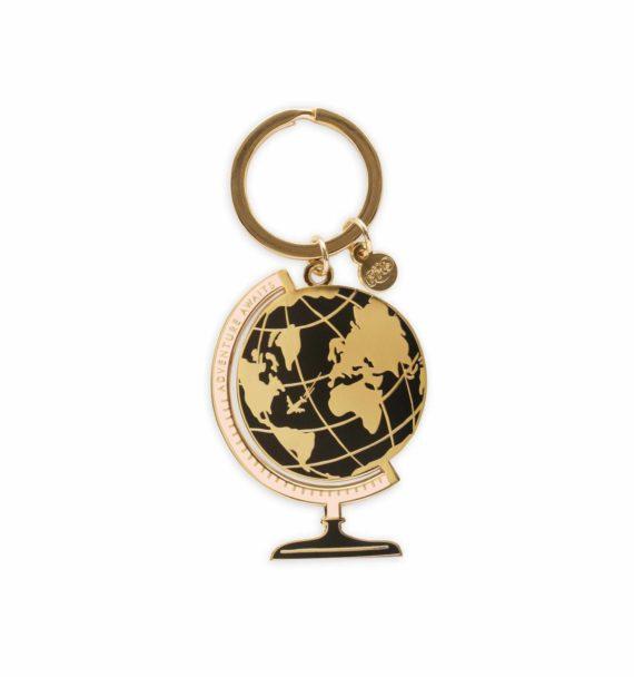Globe Emalinen Avaimenperä