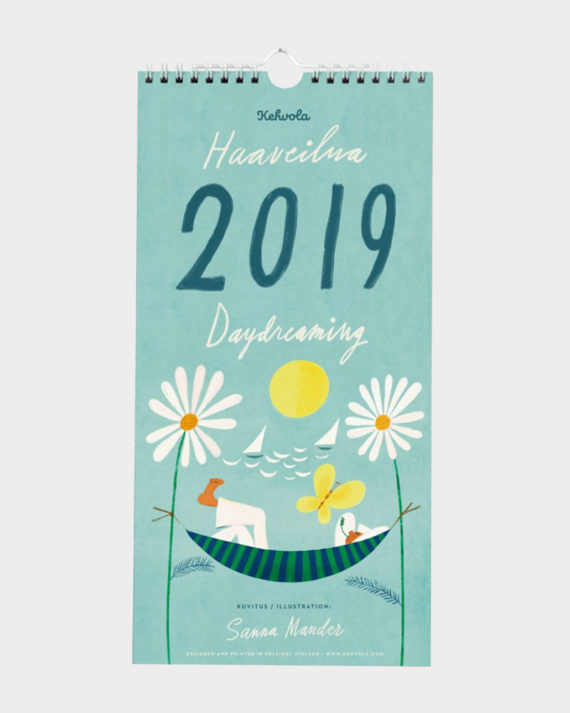Kehvola Haaveilua kalenteri Dreaming calendar