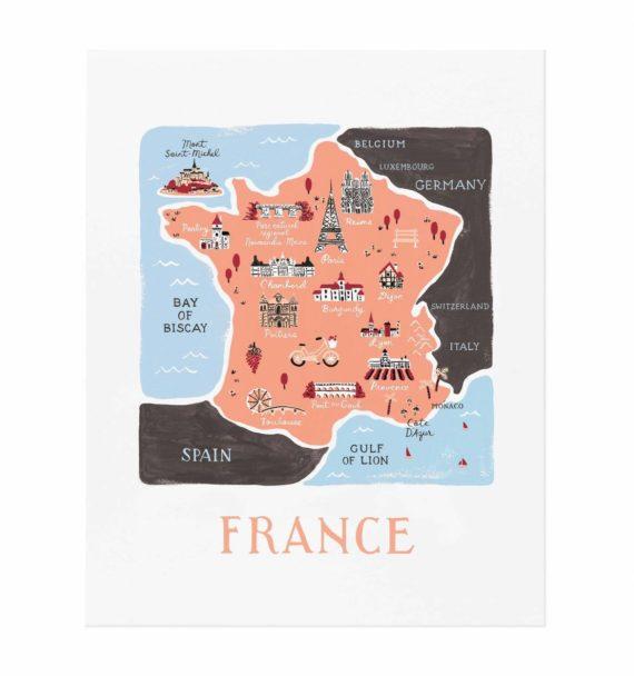 France Juliste A3