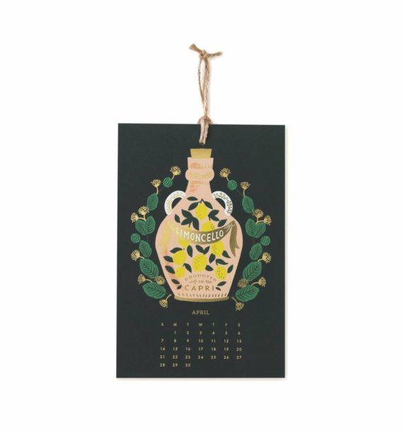 Lemon Seinäkalenteri 2019