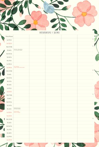 Polka Perhekalenteri 2019