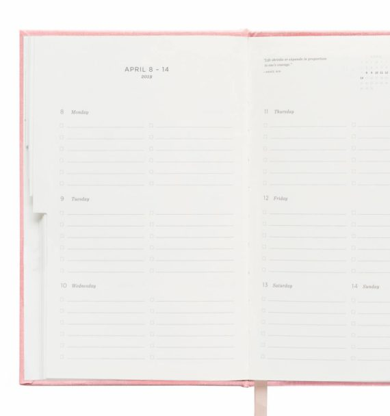 Rifle Paperin Rose 2019 Agenda