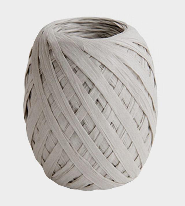 Paperinaru hiekanharmaa Paper yarn sand grey