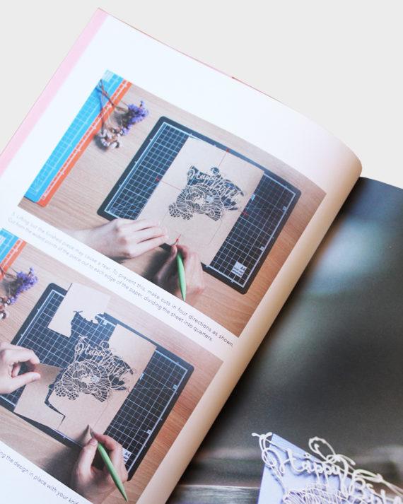 Bloom Papercut Patterns by Choi Hyang Mee