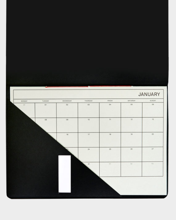 Els and Nels Journal 2019 Calendar Päivyri Kalenteri