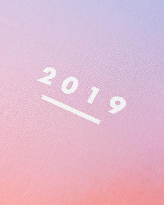 OHHDEERCalendar Journal 2019 Päivyri Kalenteri