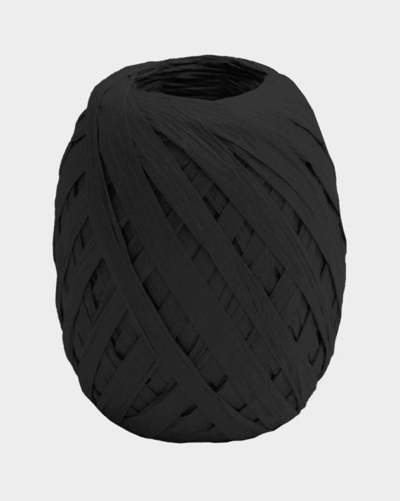 Paperinaru musta / Paper yarn black