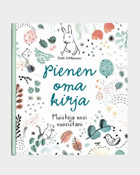 Pienen oma kirja Muistoja ensivuosistani Outi Virtanen Kirjapaja