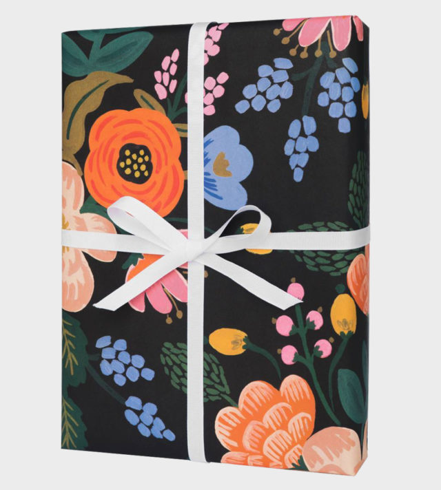Rifle Paper co Bordeaux Wrapping paper sheets Lahjapaperi