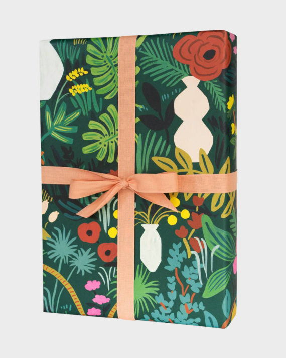 Rifle Paper co Terracotta Wrapping paper sheets Lahjapaperi