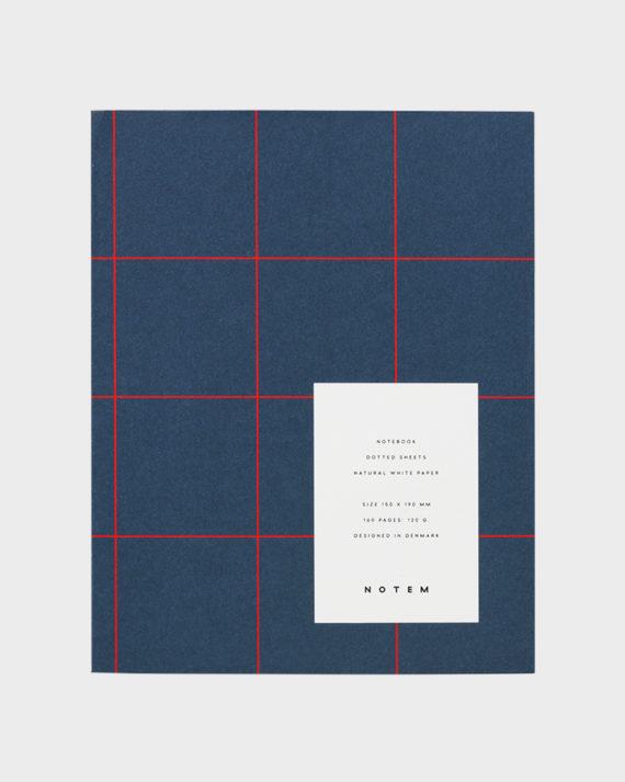 Notem Uma Dotted Notebook / Notem Uma Muistikirja Pisteet