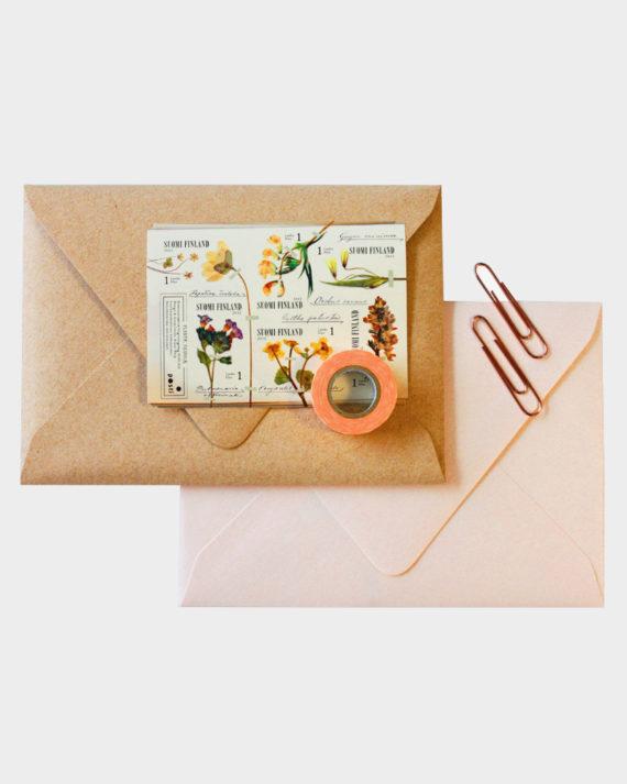 Papershop Painostudio Kirjekuoret Envelopes