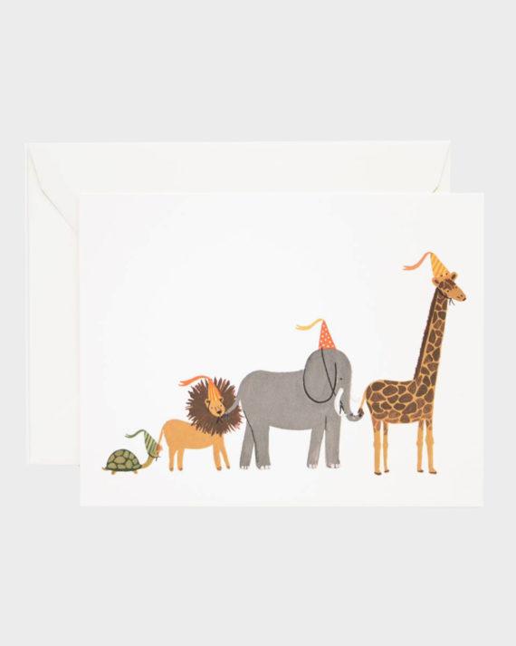 Rifle Paper co Birthday Assorted Card Syntymäpäiväkortti