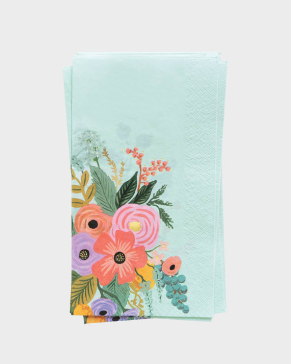 Rifle Paper co Garden Party Large Napkins Iso Servetti