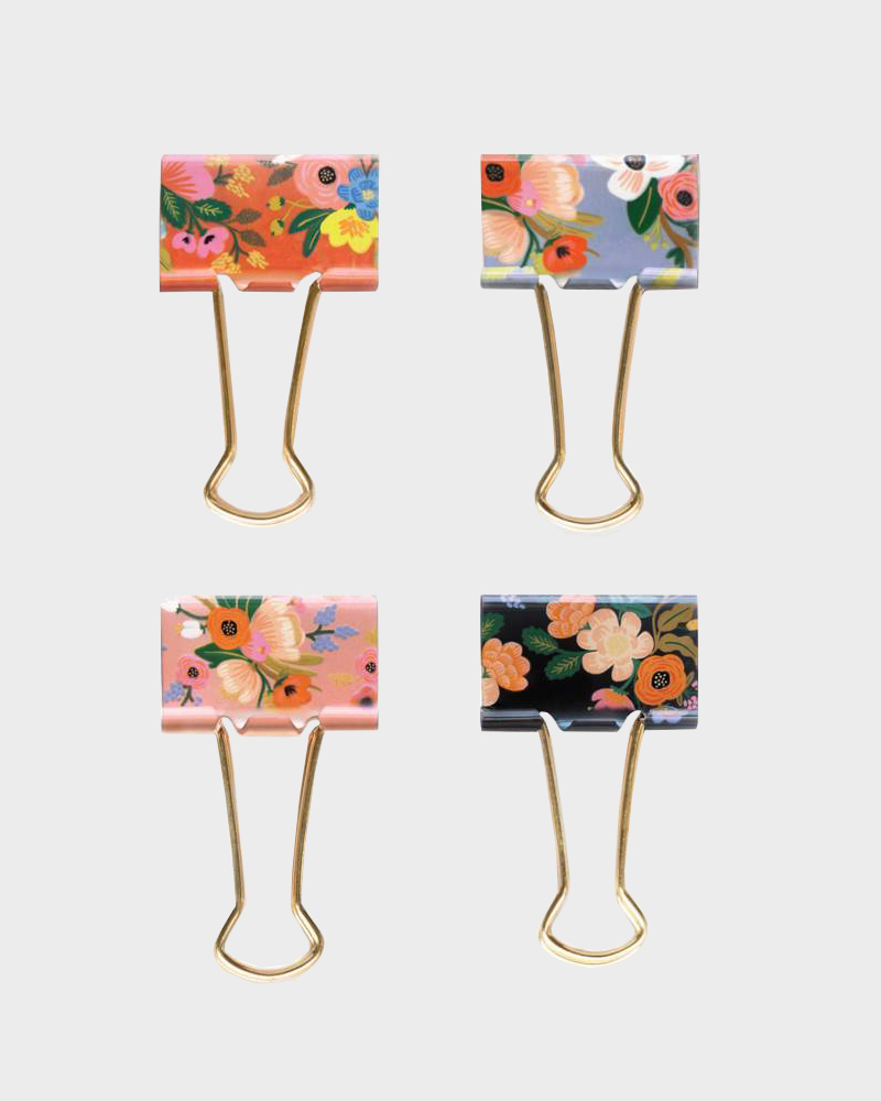 Rifle_Paper_co_Binder_clips_Paperiklipsi_1