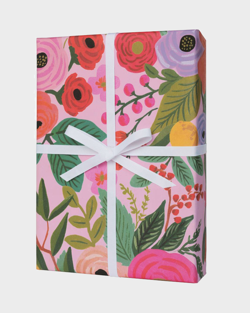 Rifle Paper co Garden Party Wrapping paper sheets Lahjapaperi