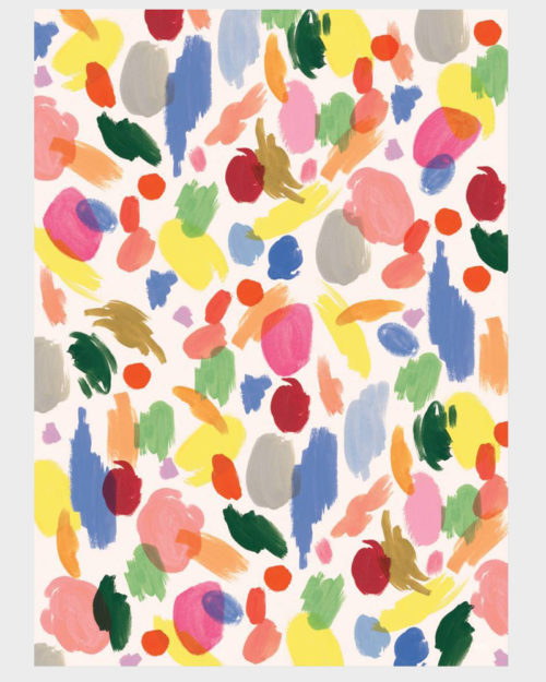Rifle Paper co Palette Wrapping paper sheets Lahjapaperi