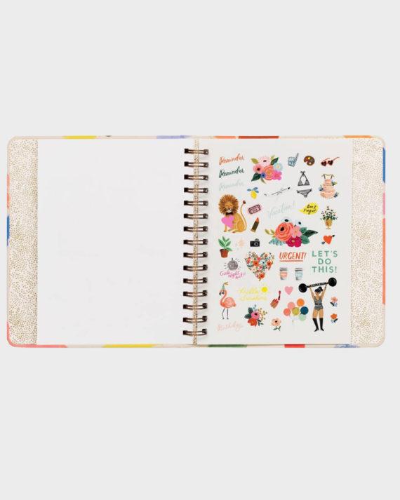 Rifle Paper co Palette Planner Kalenteri 2020