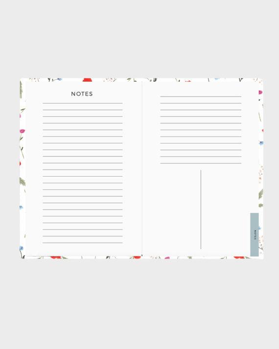 Nunuco kalenteri agenda planner calendar 2020