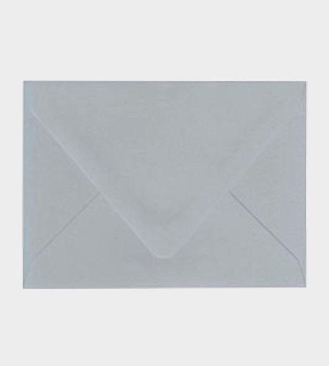 Papershop Helsinki / Kirjekuori Siniharmaa Envelope Dusty blue