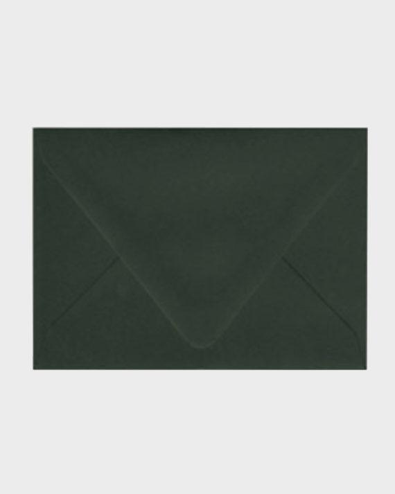 Papershop Helsinki / Kirjekuori Tummametsänvihreä Envelope Dark Forest green
