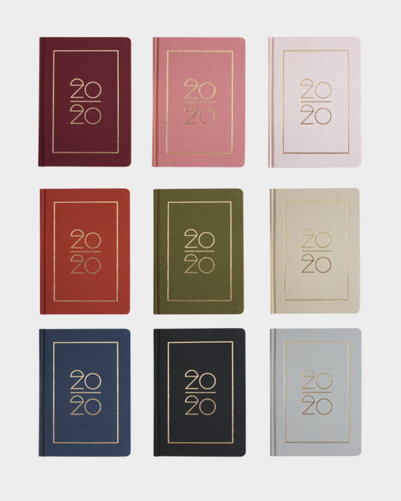 Navucko Kalenteri Calendar Planner Agenda 2020